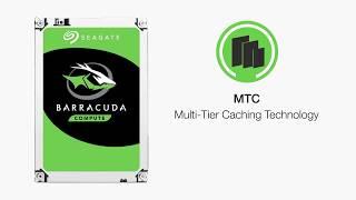 Seagate I BarraCuda Drives & the MTC Technology Advantage