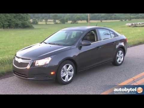 2014 Chevrolet Cruze Diesel Compact Sedan Video Review