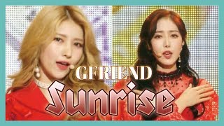 [HOT] GFRIEND - Sunrise, 여자친구 - 해야 Show Music core 20190126