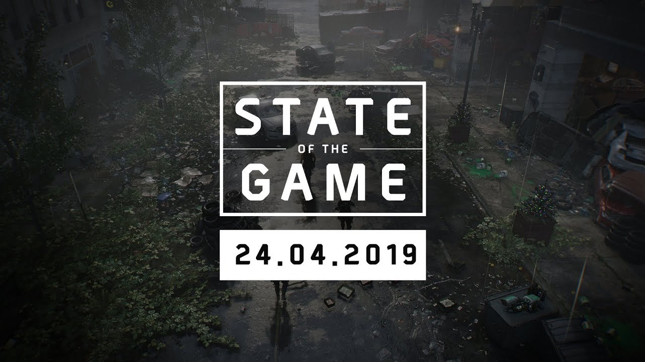 The Division 2 – State of the Game Recap: Score Drops