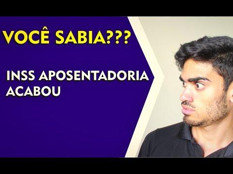 INSS APOSENTADORIA ACABOU VOCÊ NÃO SABIA?