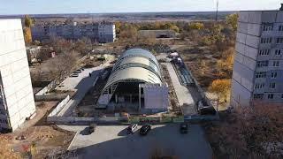 Чугуївський ФОК планують добудувати до кінця року