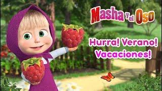 Masha y el Oso - 🌼 Hurra! Verano! Vacaciones! 🏝