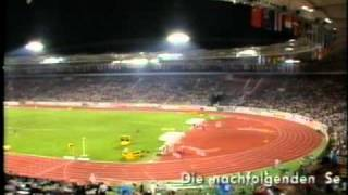 World Championship 1993 Stuttgart-1500m and Victory Ceremony