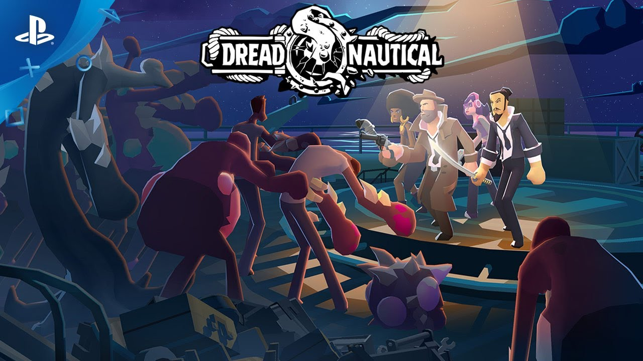 Трейлер игры Dread Nautical