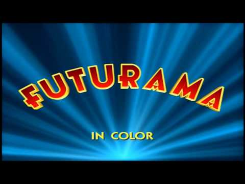 Video trailer för Futurama (1999-2013) - Intro