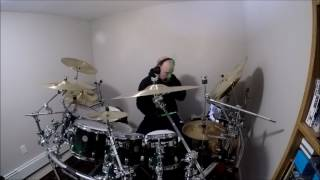 Drum Cover - Dave Matthews Band - Sleep To Dream Her