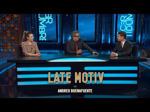LATE MOTIV - La Incertidumbre. Miguel Maldonado y Eva Soriano | #LateMotiv737 HD Mp4 3GP Video and MP3