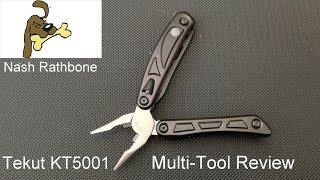 Tekut KT5001 Multi-Tool Review