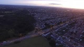 DJI standard phantom 3 footage