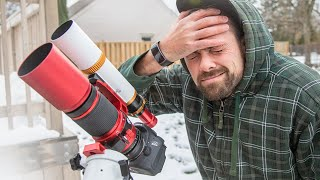 7 Astrophotography MISTAKES Beginners Make
