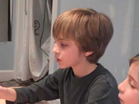Screenshot of video: Auditory Processing Disorder- examples of activities to support