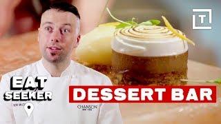 NYC Speakeasys Six Course Dessert Menu || Eat Seeker