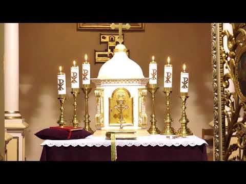 Odpustová slávnosť Klokočov - O Božom kulte (o. Daniel Porubec)
