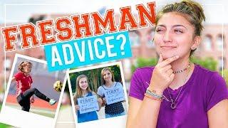 13 Things I WISH I KNEW Before FRESHMAN YEAR | Back to School