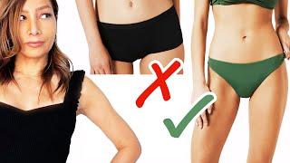 DER Schlank-Bikini Für Jeden Figurtyp *MUSS Man Kennen* | Styleguide Bademode | Natashagibson