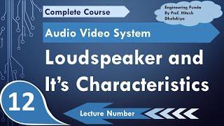Loudspeaker And Its Characteristics