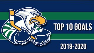 Top 10 Surrey Eagles Goals of 2019-20