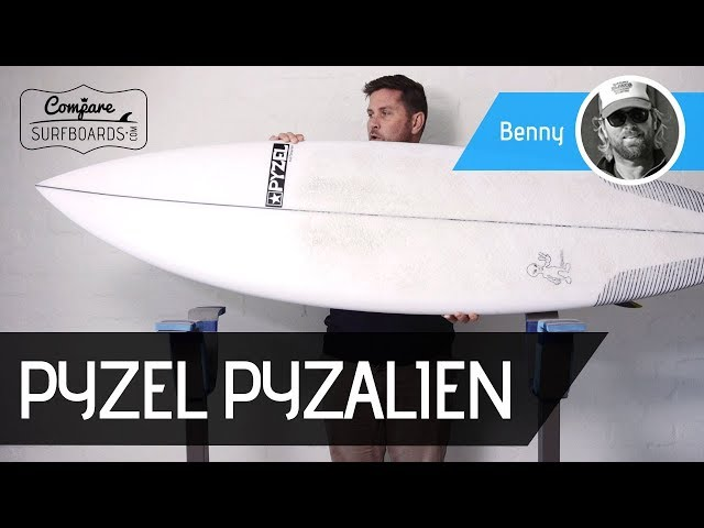 Pyzel Pyzalien Surfboard Review | Compare Surfboards