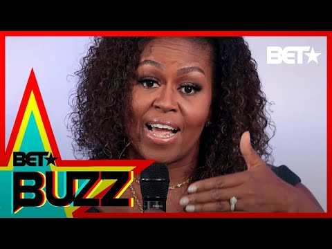 Michelle Obama On Dealing With 'Low-Grade Depression', Juelz Santana Is Released From Prison & More!