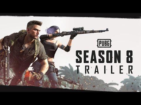 Season 8 Gameplay Trailer   PUBG de PlayerUnknown's Battlegrounds