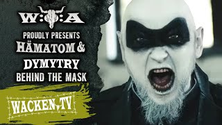 Hämatom & Dymytry - Behind The Mask (Official Video)
