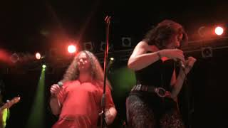 CRY FREE 2014 09 26  CLUB 202--Love Don't Mean A Thing /DEEP PURPLE COVER /