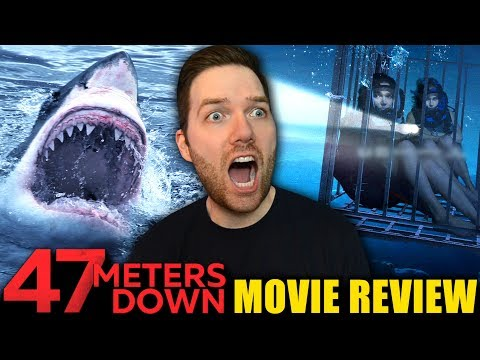 47 Meters Down - Movie Review