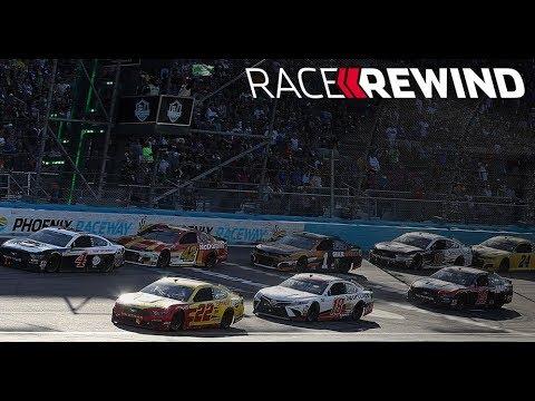 NASCAR キャンピング ワールド(フェニックス) ハイライト動画(15分)
