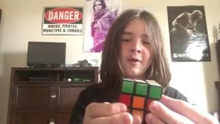 My new 3x3 main - Video Youtube