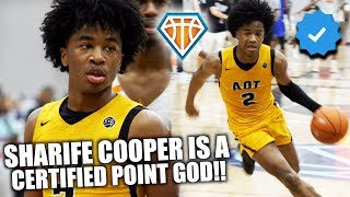 SHARIFE COOPER IS A CERTIFIED POINT GOD!! | Secures PEACH JAM Birth at EYBL Dallas