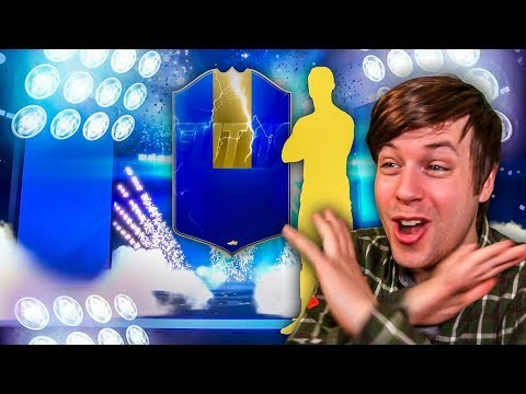 I CAN'T BELIEVE THIS HAPPENED!!! - FIFA 19 TOTS PACK OPENING