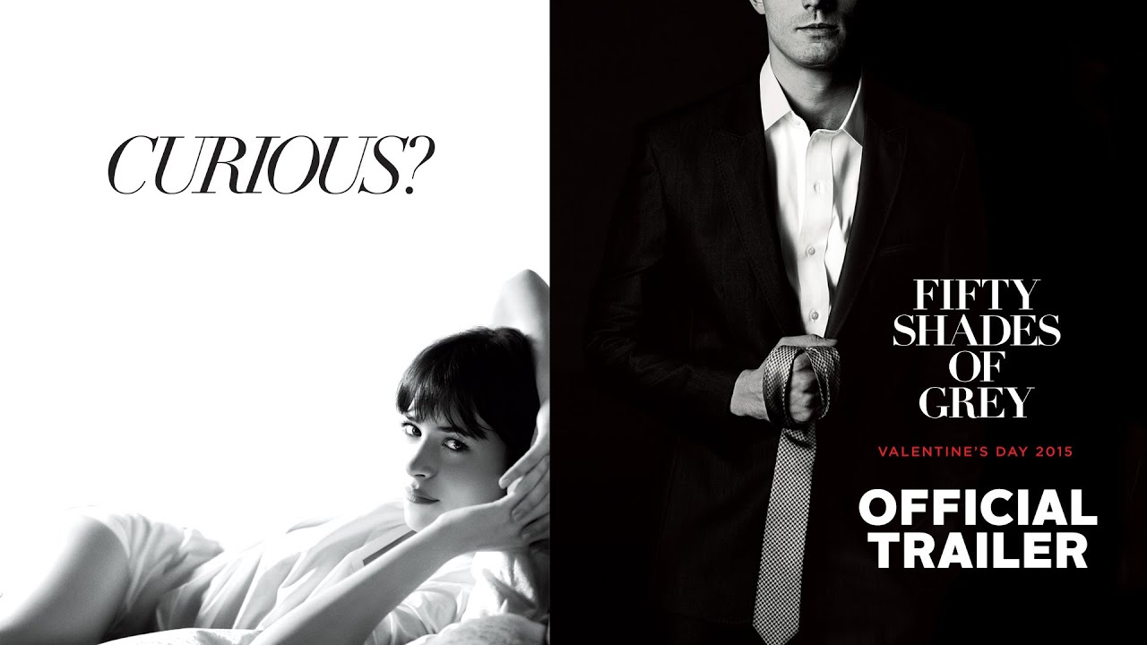 Movie Trailer:  Fifty Shades of Grey (2015)