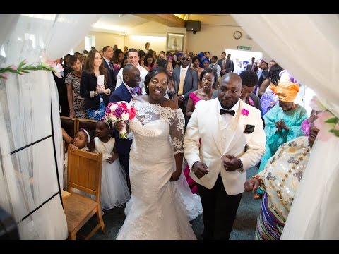 Nigerian Wedding @ Wandsworth Civic Suite - Stephanie + Alex- My Special Day UK