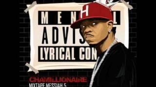 Chamillionaire No Hate -Mixtape Messiah 5 (Produced By Akon)