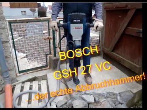 GSH 27 VC Abbruchhammer Bosch Professional