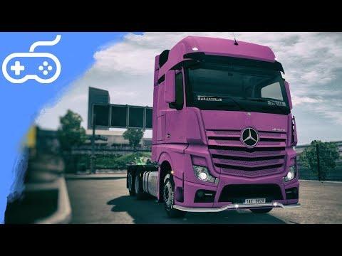ŘÍDÍM NÁKLAĎÁK - Euro Truck Simulator 2