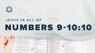EXODUS REPEATED | Bible Study | Numbers 9-10:10