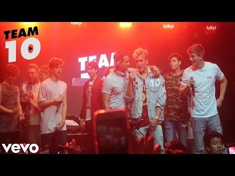 Jake Paul & Team 10 Live | Full Concert / Its EveryDay Bro | L.A Exchange