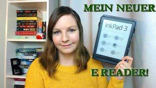 Mein neuer E Reader!