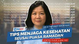 Tips Menjaga Kesehatan saat Lebaran Idulfitri, Jangan Kalap Seusai Berpuasa Ramadan