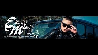EM KHÔNG XỨNG ĐÁNG- #EMKHONGXUNGDANG- VŨ DUY KHÁNH -OFFICIAL MUSIC VIDEO