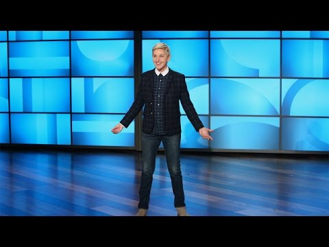 Ellen's Supermoon Monologue