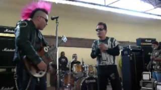"REBEL'D PUNK - ""Religión"" live @ Ecatepunk Fest 2009"