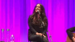 """You Learn"" (Live) - Alanis Morissette - San Francisco, Nourse Theater - March 28, 2015"