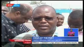 Mombasa port crisis over KRA slow processing and clearence