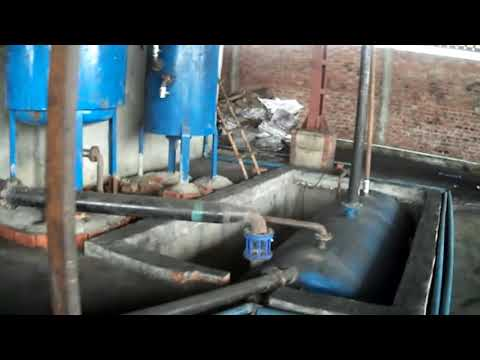 Automatic Waste Tyre Pyrolysis Plant