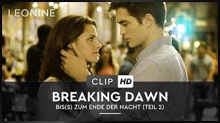Breaking Dawn - Bis(s) zum Ende der Nacht - Teil 2 Film Trailer
