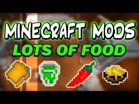 Minecraft Mods :: Lots of Food
