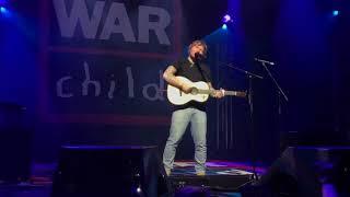 Ed Sheeran   Dive (Live For Warchild @ Indigo O2, London)
